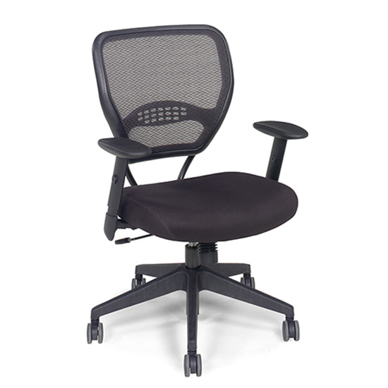 Space High Back Chair